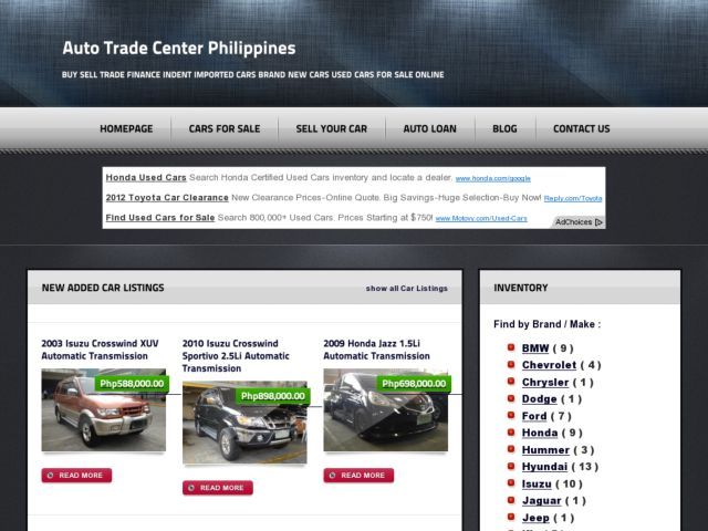 Car Finder Philippines