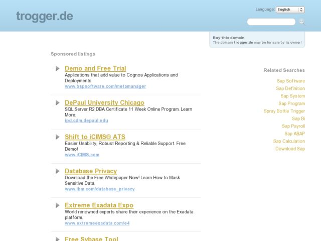 trogger.de Travel Community
