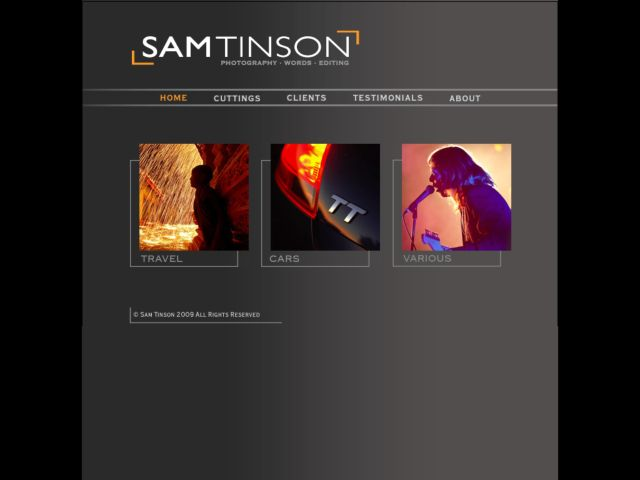 Sam Tinson Photography