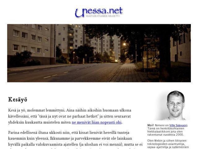 Unessa.net
