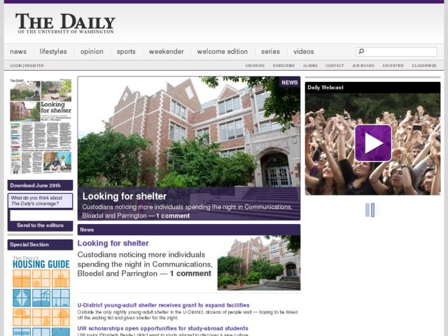 The Daily of the University of Washington