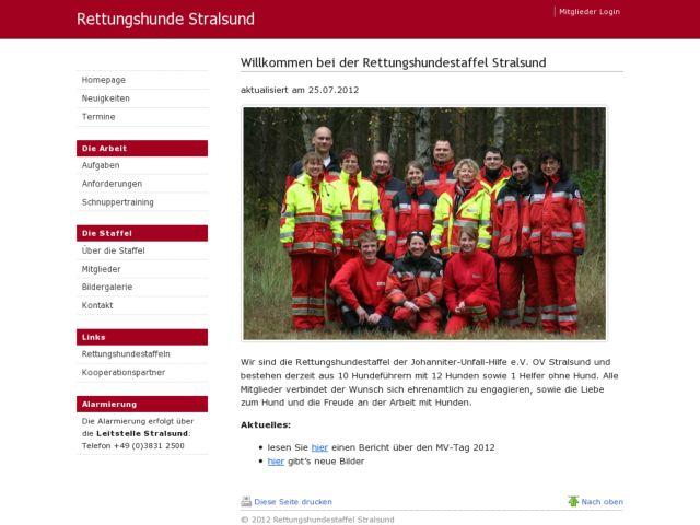 Rettungshunde Stralsund (K9)