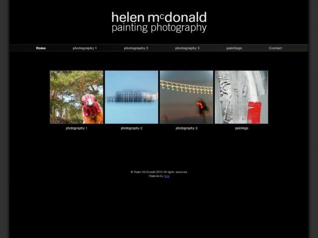 Artist Helen McDonald's Gallery