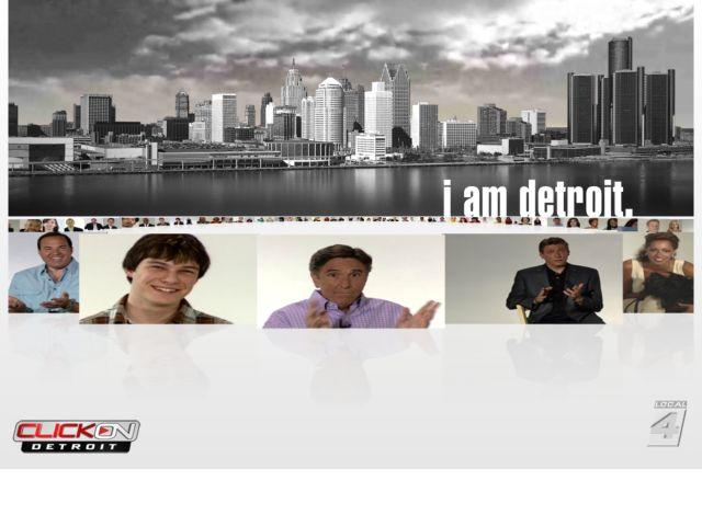screenshot of I am Detroit
