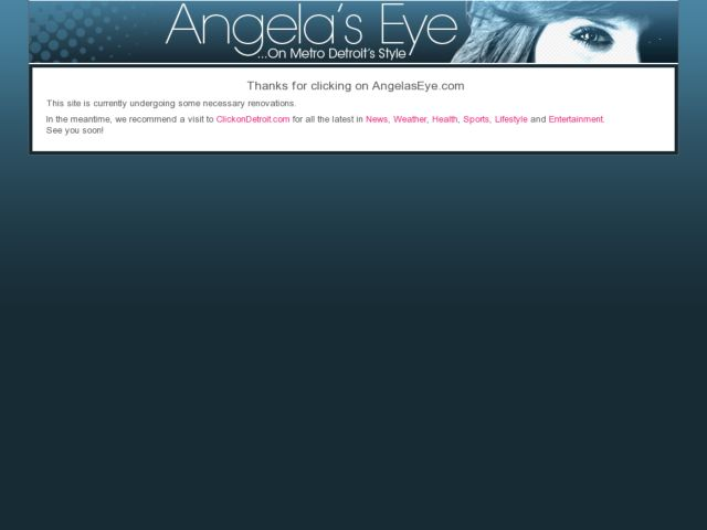 Angela's Eye