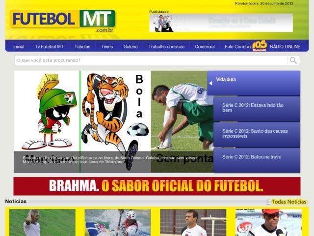 Futebol Matogrossense