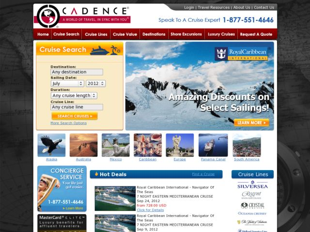 Travel Dynamics Group Cruises