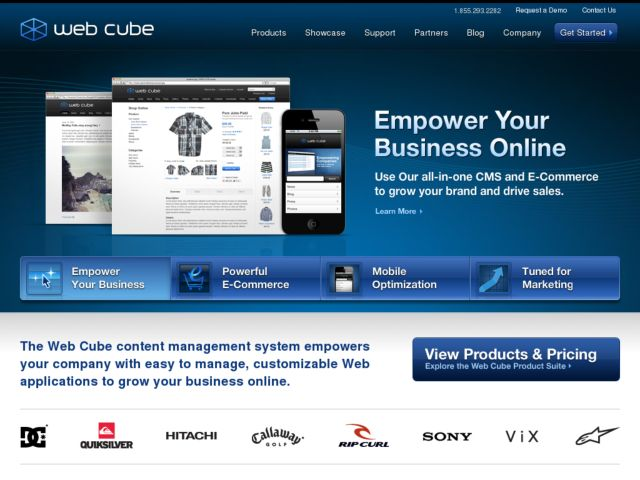 Web Cube CMS
