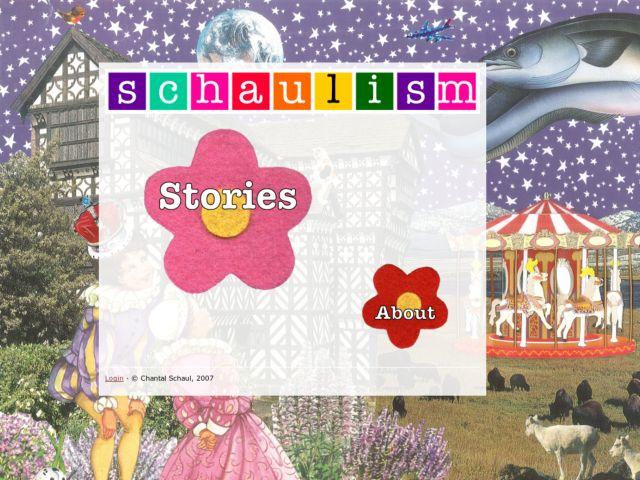 screenshot of Schaulism