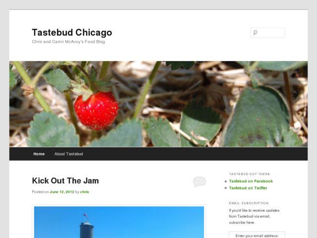 Tastebud Chicago