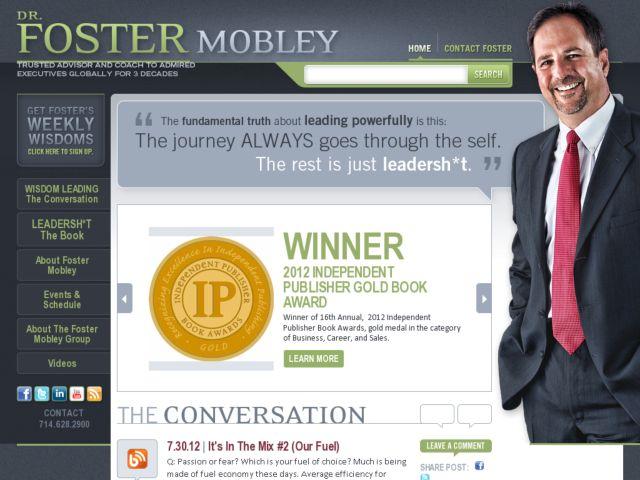 screenshot of Foster Mobley Group