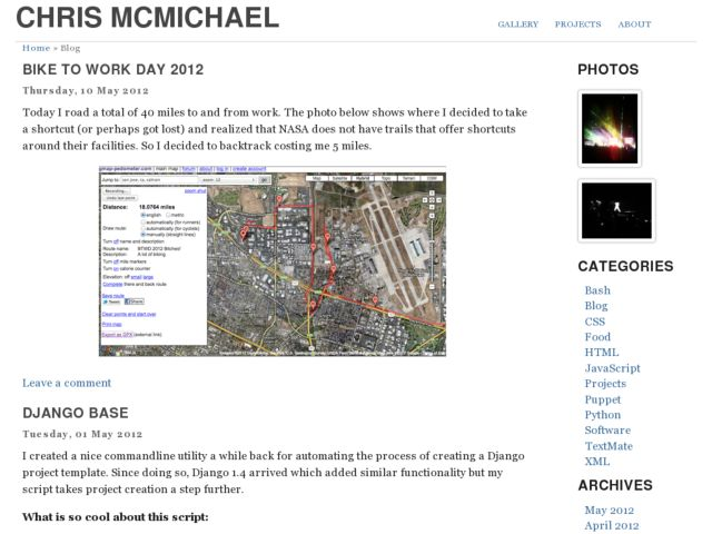 Chris McMichael