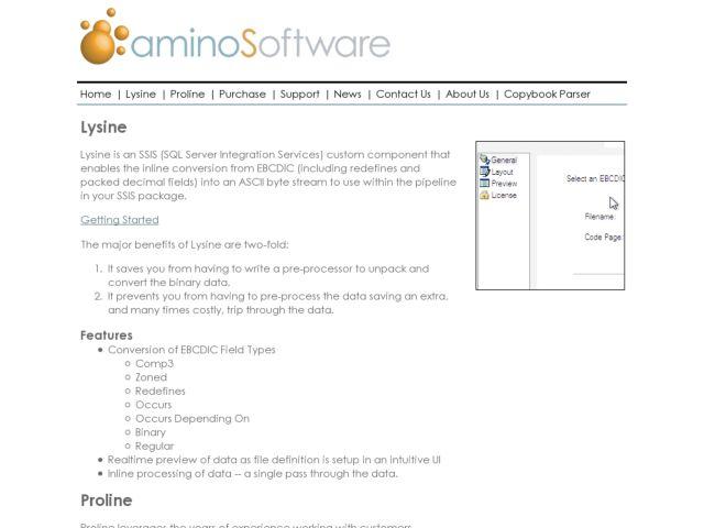 Amino Software