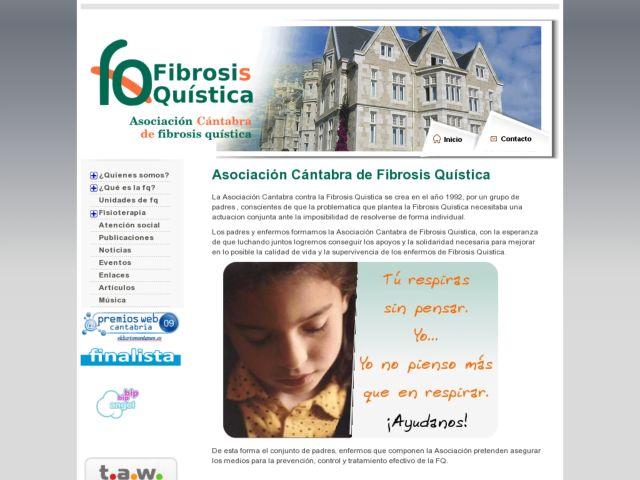 Asociación Cántabra de fibrosis quística