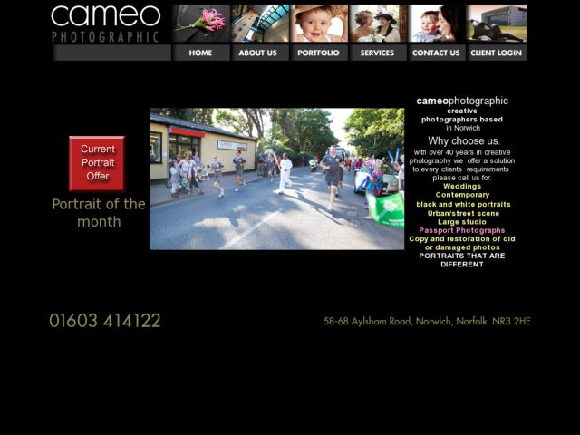 Cameo Photographic