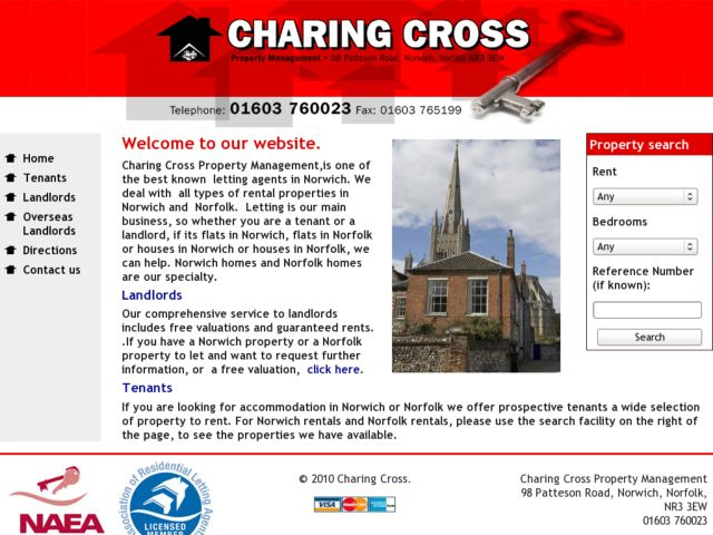 Charing Cross Property Management