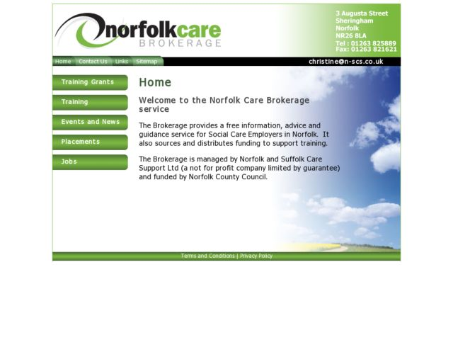 Care Norfolk Brokerage