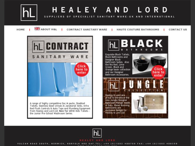 Healey and Lord