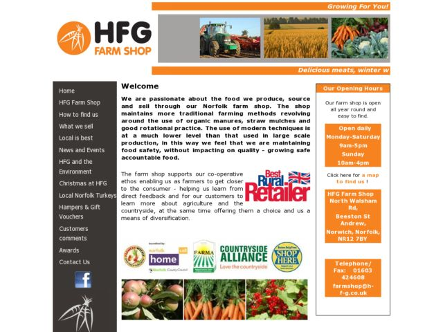 Horstead Farming Group Ltd