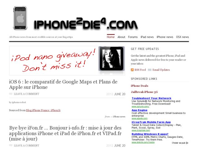 The Ultimate iPhone News Resource