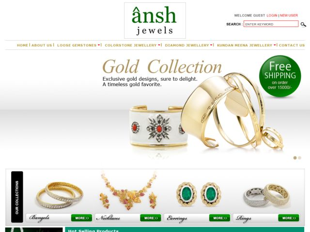 Ansh Jewels