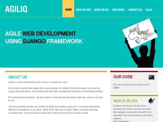 Usware Technologies - Django Web Application Development ...