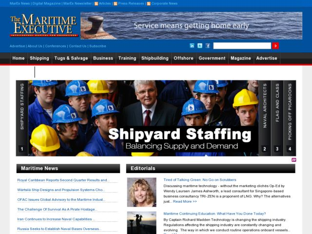 The Maritime Executive Magazine