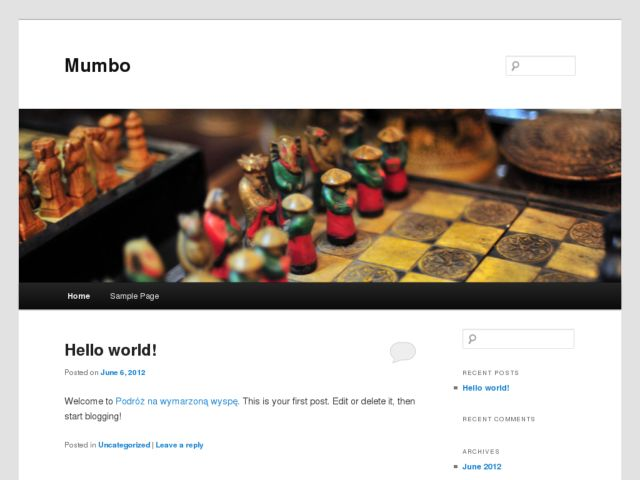 Mumbo.pl - new generation microblogs