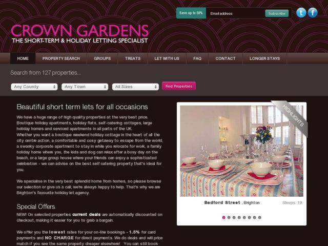 Crown Gardens