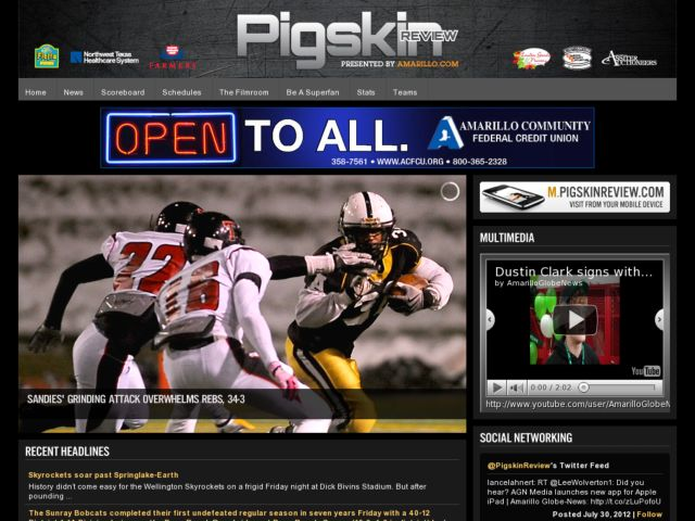 Pigskin Review