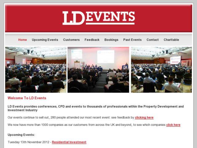 London Development Events