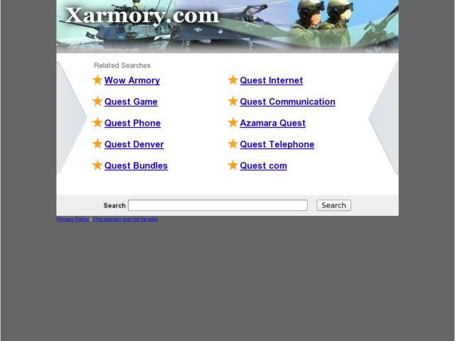 xarmory