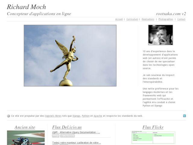 Richard Moch's website