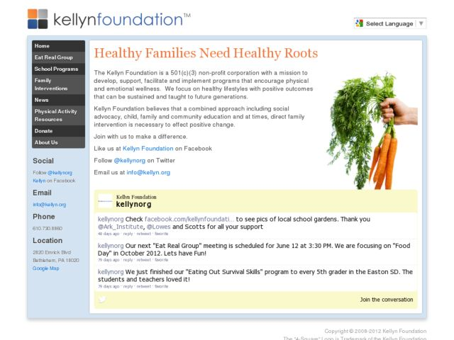 Kellyn Foundation