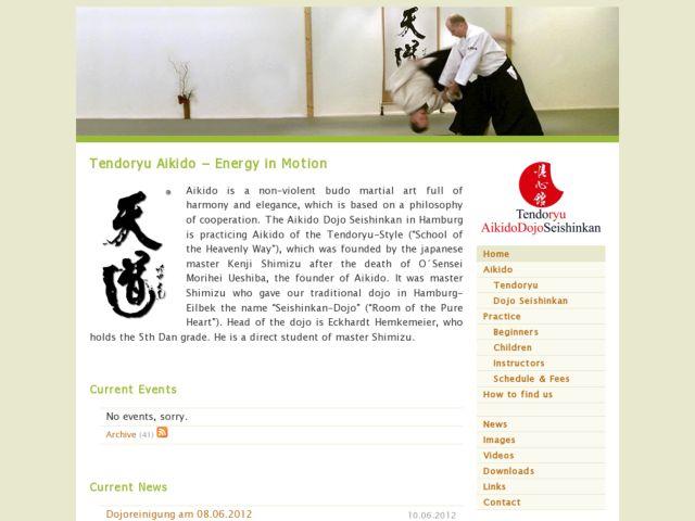 Aikido Dojo Seishinkan