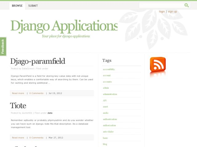 Django Applications