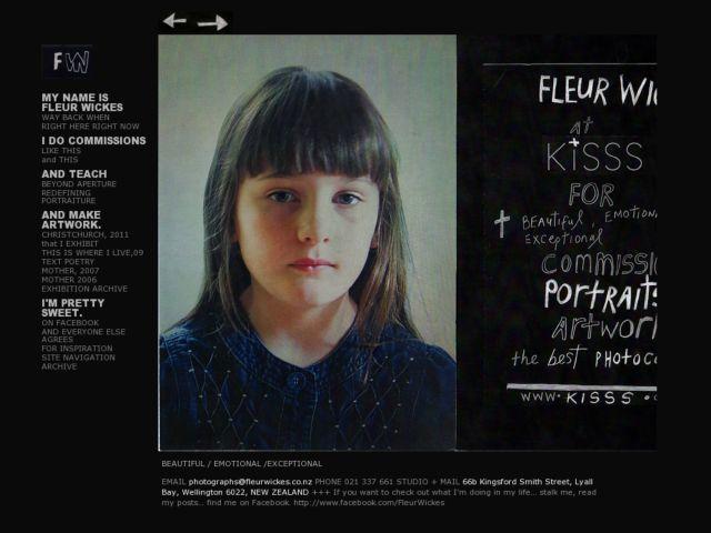 Fleur Wickes photographer