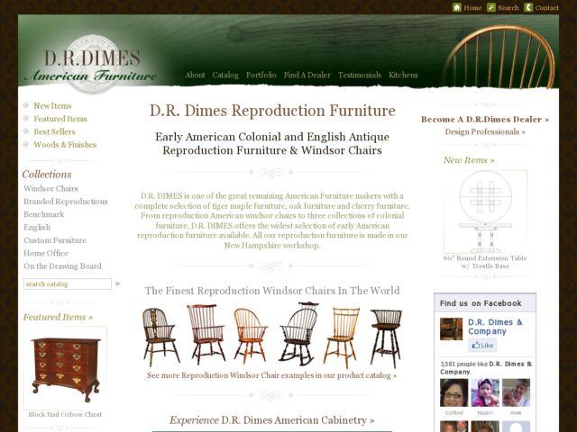 D.R. Dimes American Furniture