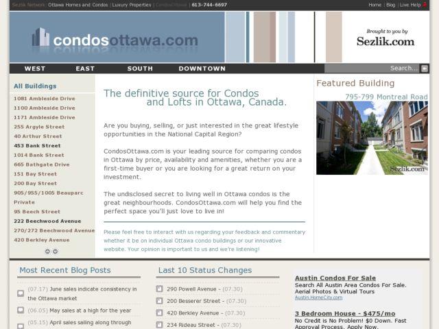 CondosOttawa.com