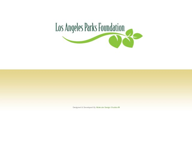 Los Angeles Parks Foundation