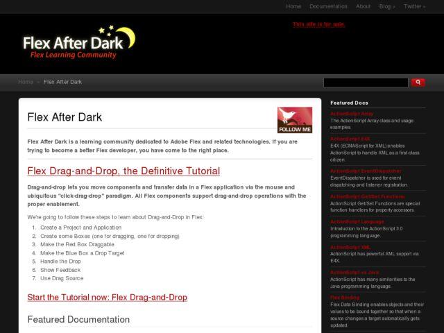 Flex After Dark