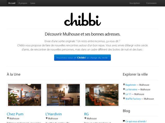 screenshot of Chibbi