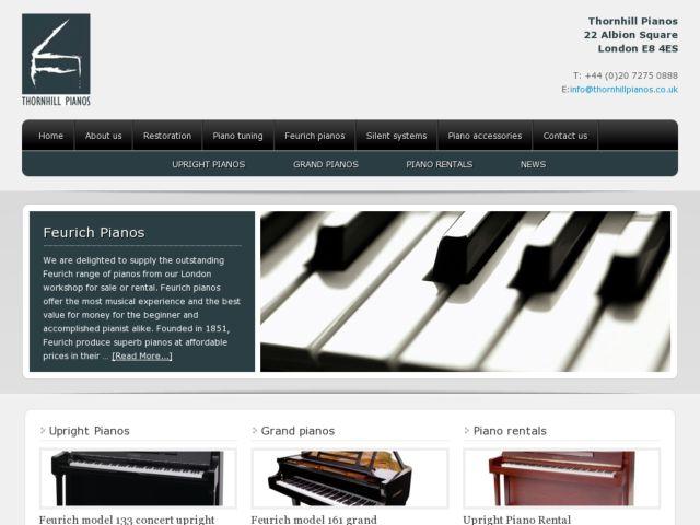 Thornhill Pianos