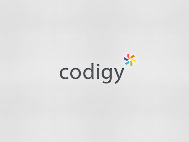 screenshot of Codigy