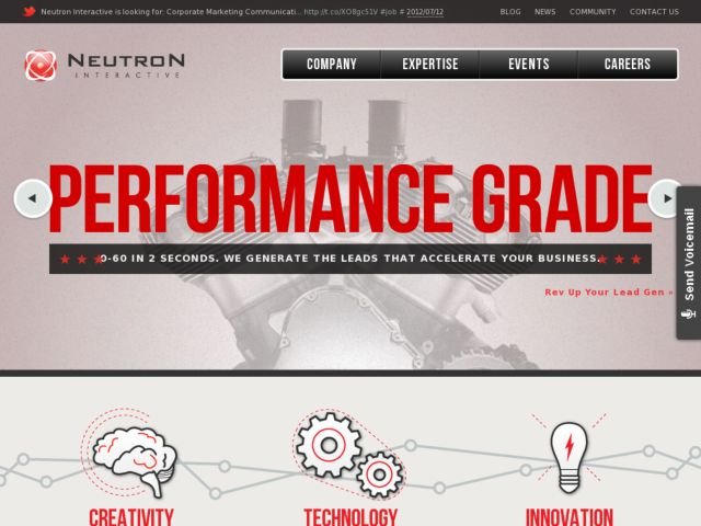 Neutron Interactive