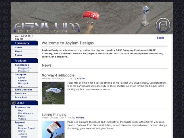 Asylum Designs