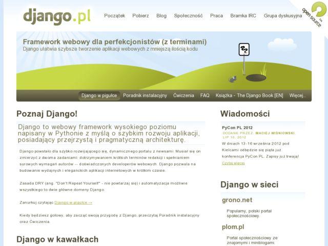 Django PL