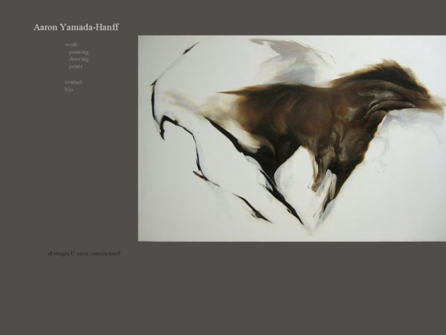 Aaron Yamada-Hanff Art