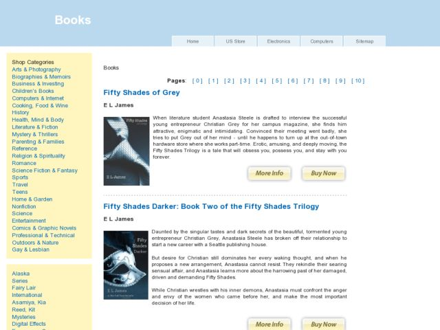 Books On