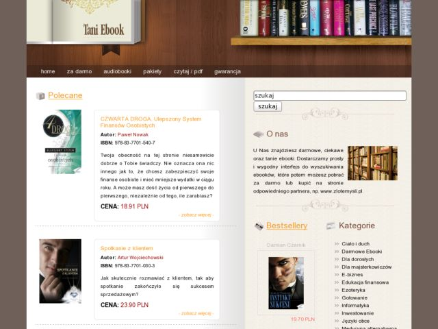 Cheap ebook